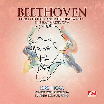 L.W Beethoven - Konzert für Klavier & Orchester 2 in B-Flat Major [CD] USA import
