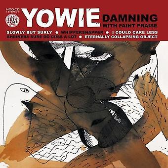 Yowie - fældende med svag ros [CD] USA import