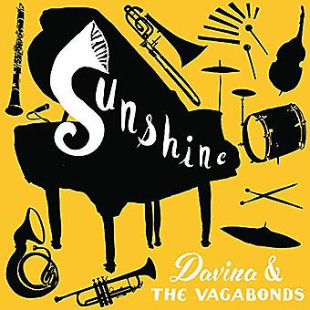 Davina & Vagabonds - Sunshine [CD] USA import