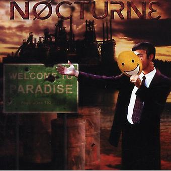 Nocturne - Welcome to Paradise [CD] USA import