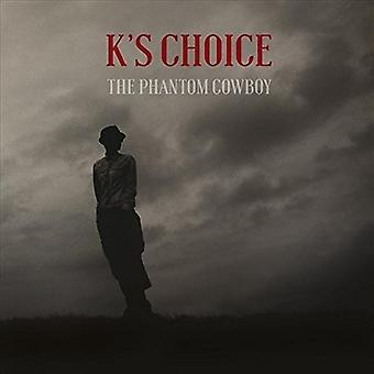 K's Choice - Phantom Cowboy [CD] USA import