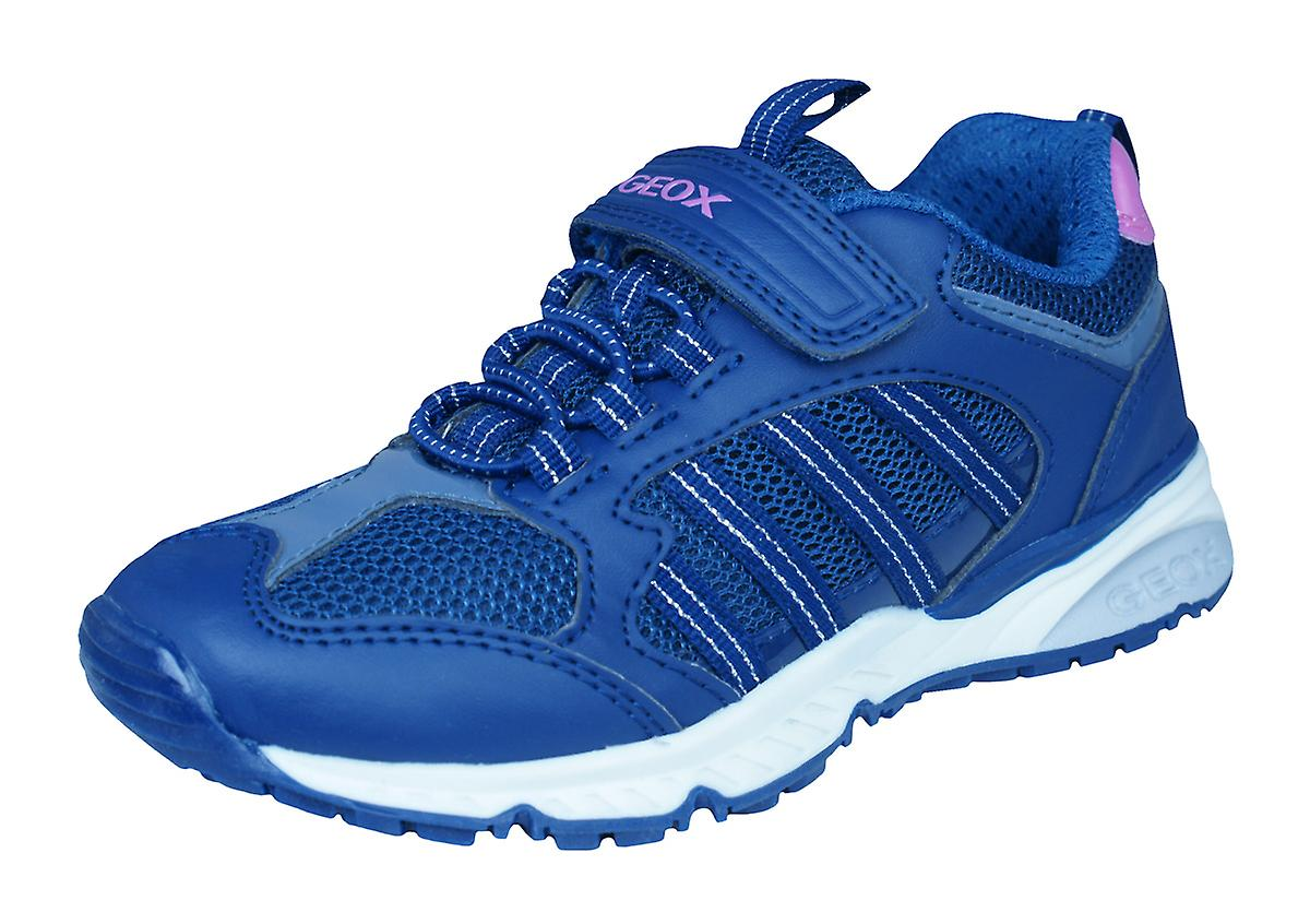 Geox Trainers J Bernie G.A Girls Trainers Geox / Shoes - Navy 99314e