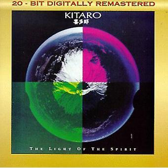 Kitaro - lys af ånden [CD] USA importerer