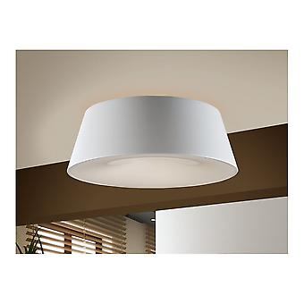 Schuller Zone White Ceiling Lamp, 4L