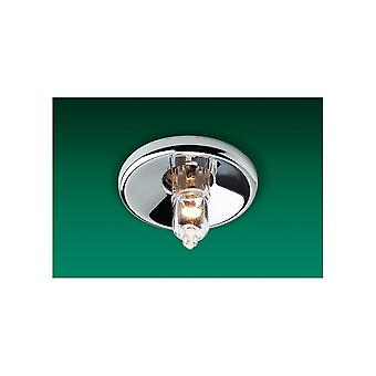 Firstlight Minimalist Chrome Minature Recessed Downlight