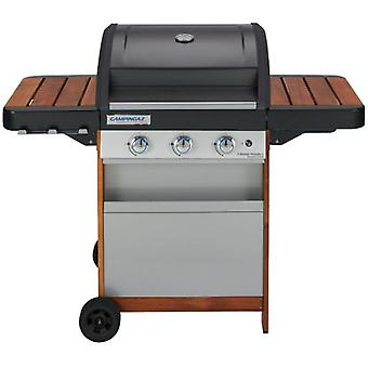 Campingaz Gas Grill 3 Series Classic L Woody (Garden , Barbecues , Barbecues)