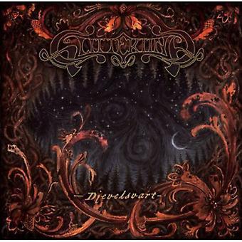 Glittertind - Djevelsvart [CD] USA import