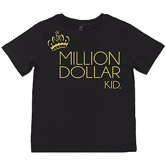 Spoilt Rotten Million Dollar Kid Children's Top