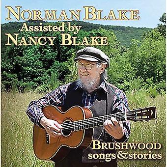 Norman Blake - kvas (sange & historier) [CD] USA importerer