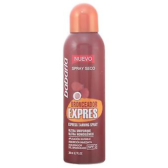 Babaria Bronzer Express Vapo 200 Ml Spf0 (Woman , Cosmetics , Sun Care , Tanning)