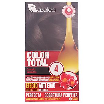 Azalea Color Total # 4 - Brown (Woman , Hair Care , Hair dyes , Hair Dyes)