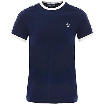 Fred Perry scotchée Ringer T-Shirt
