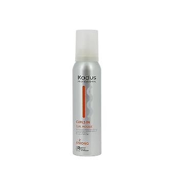 Kadus Professional Curls In Curl Mousse 150ml