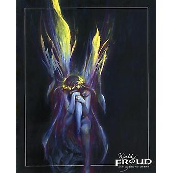 Despair Fairy - Brian Froud Poster Poster Print