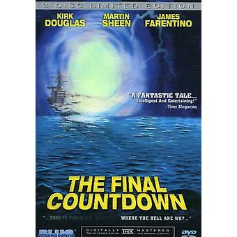 Final Countdown [DVD] USA import