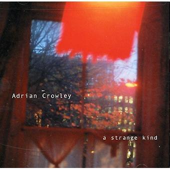 Adrian Crowley - mærkelig form [CD] USA import