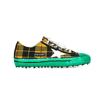 Golden Goose men's G29MS639G9 multicolour leather of sneakers