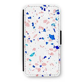iPhone 6/6S Plus Flip Case - Terrazzo N°6