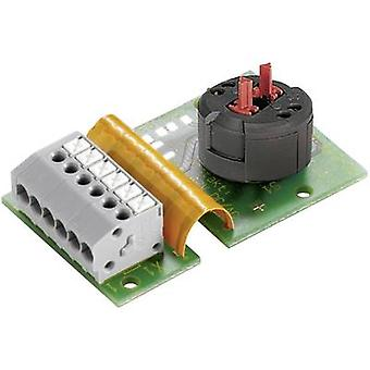 Contact 2 breakers momentary 35 Vdc, 35 Vac