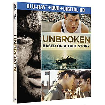 Unbroken [BLU-RAY] USA import