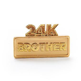 24K Gold Bar Replica Ornament for Brother