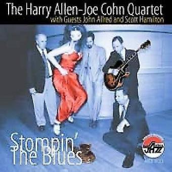 Allen/Cohn kvartetten - Stompin' Blues [CD] USA importen
