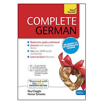 Complete German Beginner to Intermediate Book and Audio Course by Heiner Schenke