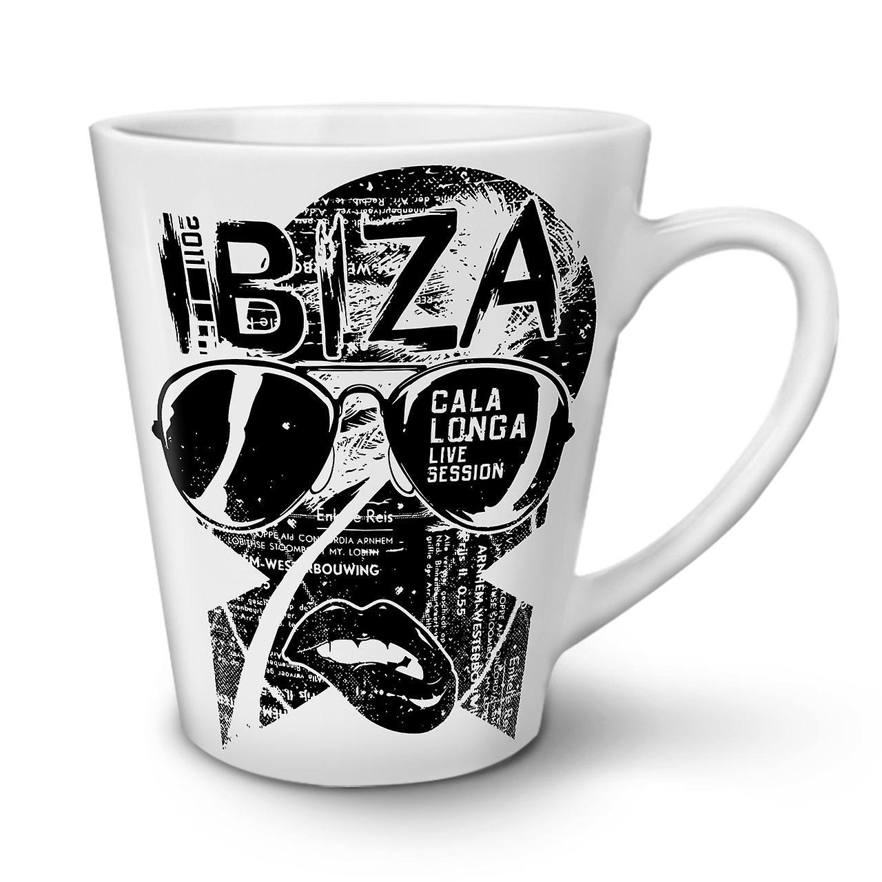 Live Nouvelle En OzWellcoda Latte Party Blanche Ibiza Tasse 12 Céramique Café BWxerdoC