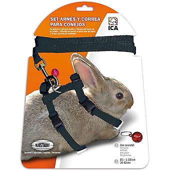 Ica Arnés para Conejos (Small pets , Leads & Harnesses)