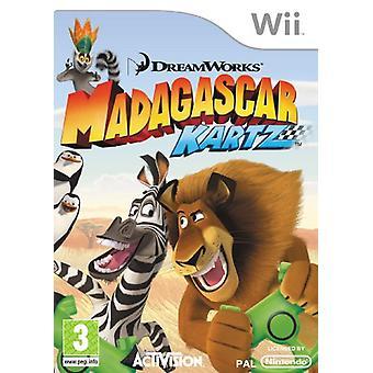 Madagaskar Kartz (Wii)