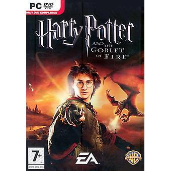 Harry Potter and the Goblet of Fire (PC DVD)