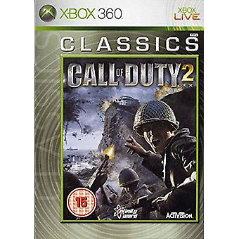 Call of Duty 2 (Xbox 360) (vervolg op Game of the Year)