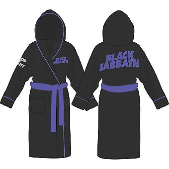 Black Sabbath Master Of Reality Kids Dressing Gown / Bathrobe Boys N Girls