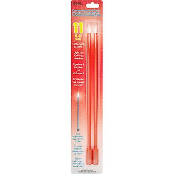 Knit Lite Knitting Needles-Size 11
