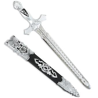 Knight sword King sword weapon 53 cm accessory middle ages