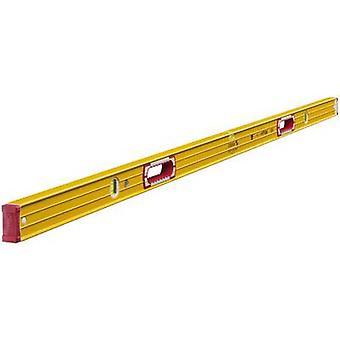 STABILA 196-2 15237 Alu livella 183 cm 0,5 mm/m calibrato per: standard del produttore (non certificato)