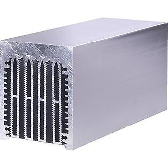 Pin heat sink 0.3 C/W (L x W x H) 150 x 75 x 62 mm Fischer Elektronik LA 6 150 AL
