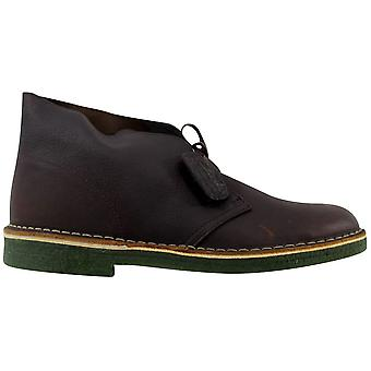 Clarks Desert Boot Brown Oily 67537 Men's
