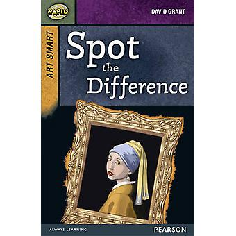 Rapid Stage 8 Set A Art Smart Spot the Difference by Dee Reid