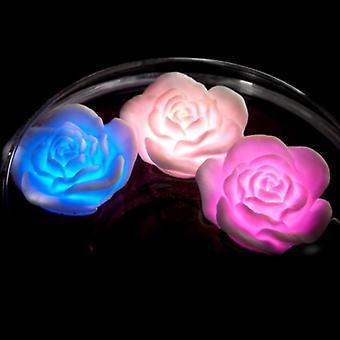 Rose LEDbadlampjes