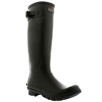 Womens Barbour Bede Wellingtons Snow Mid Calf Waterproof Winter Boots