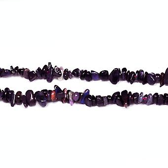 Strand 110+ Purple Sugilite 6-10mm Chip Beads CB36483