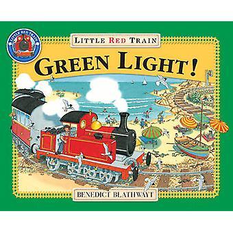 Pieni punainen Train - vihreä valo Benedictus Blathwayt - 97800992650