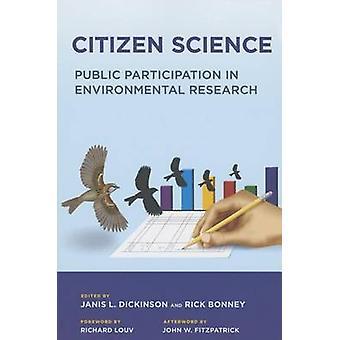 Citizen Science - Beteiligung der Öffentlichkeit in der Umweltforschung von Ja
