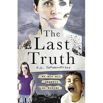 The Last Truth - 9781911586234 Book