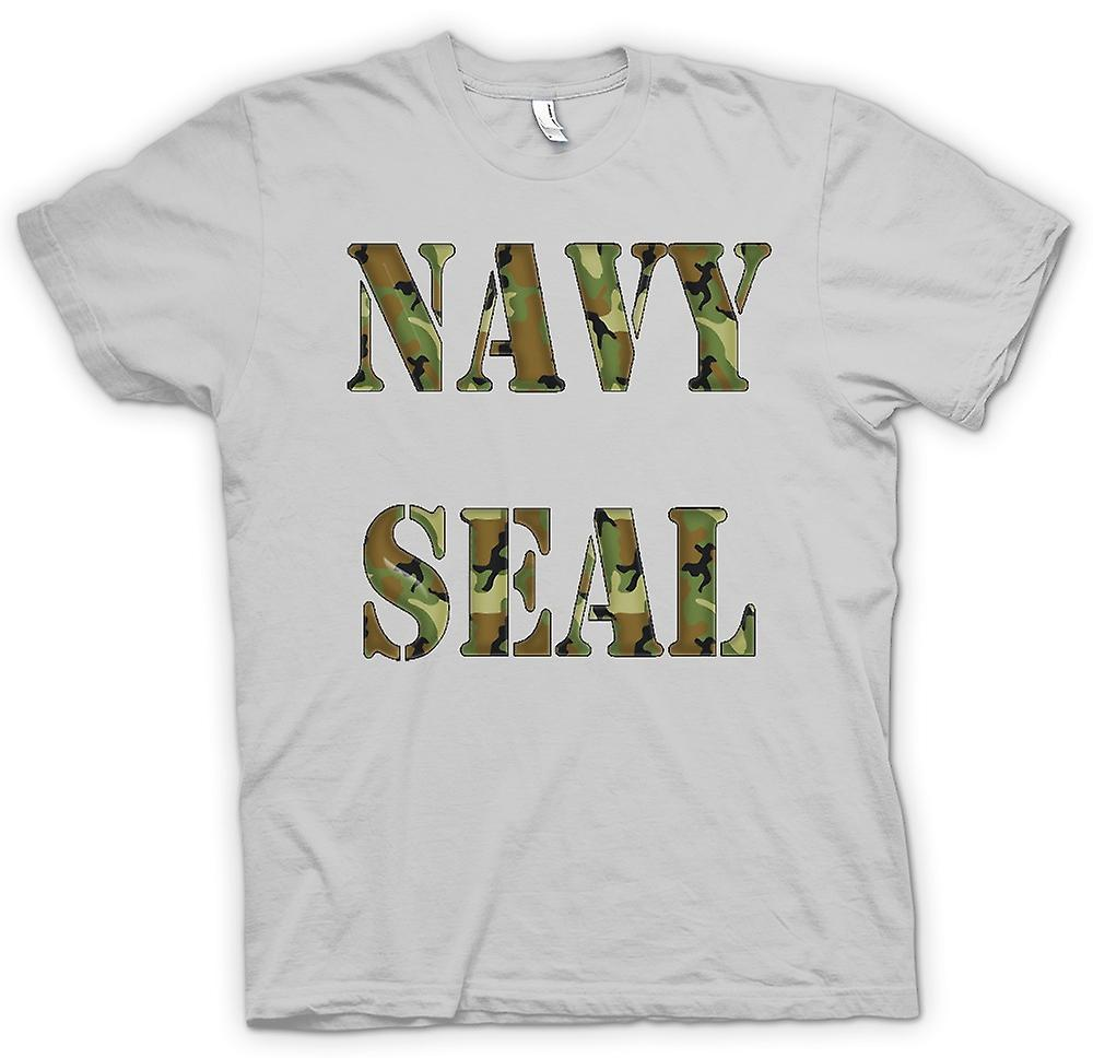 Mens t-skjorte-US Navy selene Elite