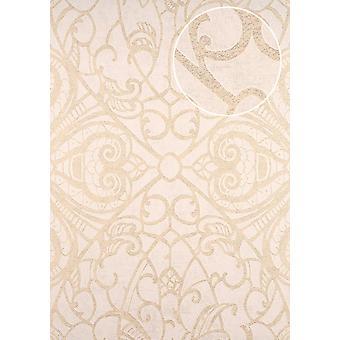 Non-woven wallpaper ATLAS CLA-597-5