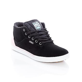 Etnies Black Jefferson MTW x Thirty Two Collaboration Womens Hi Top Shoe