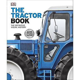 The Tractor Book by DK - 9780241014820 Book