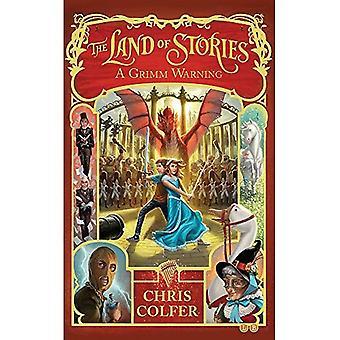 Terres d'histoires: 03: un avertissement de Grimm